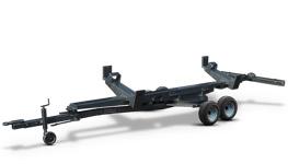 carrello portabarra N30B